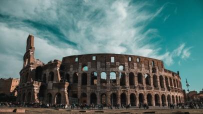 Skarby rzymskiej architektury. Koloseum